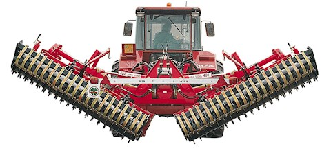 REMAC DISC, TINE & TILLAGE STONE BURIER IS 450RX