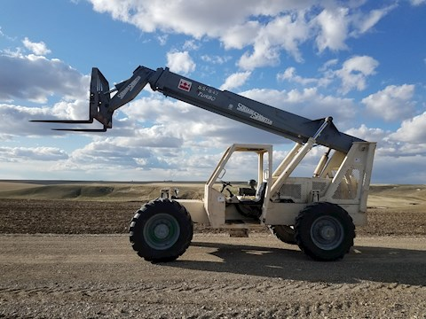 2000 TEREX FORKLIFTS SS-842