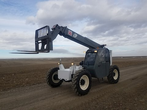 2006 TEREX FORKLIFTS TH636C