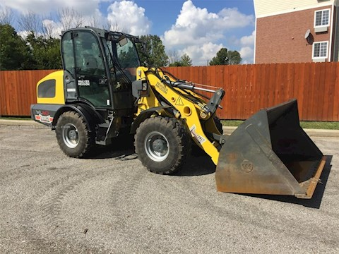 2015 WACKER NEUSON LOADERS WL60
