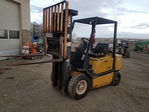 Yale Forklifts at Montana Forklift and Equipment, LLC
