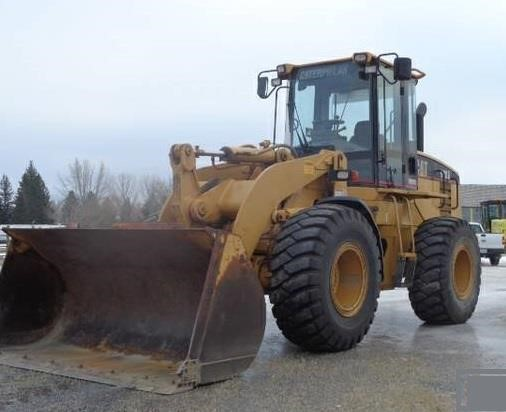 1998 Caterpillar 928G - Caterpillar Loaders