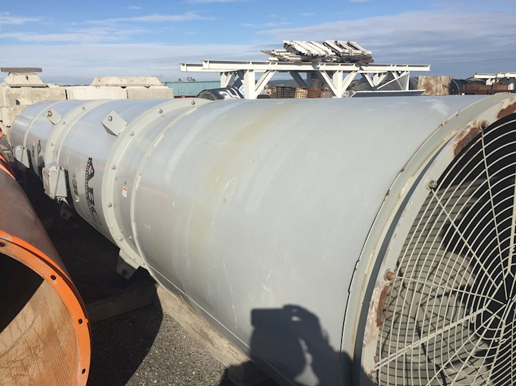 Tunnel Ventilation Fans : Abc ventilation mine tunnel fans for sale