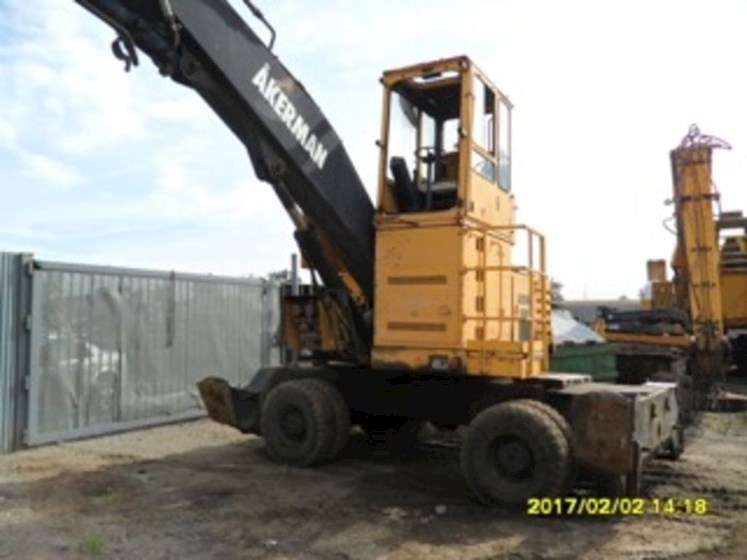 1995 Ackerman H10MB-ARIZONA - Ackerman Excavators