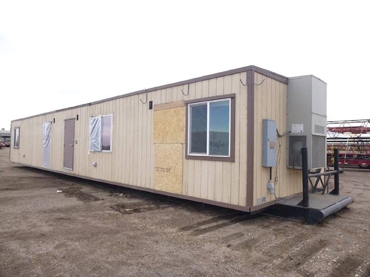 2010 Advanced Modular 1465 Skid Mounted Man-camp 2692 - Advanced Modular Trailers