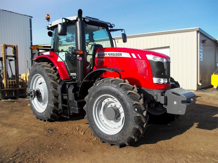 2016 Agco 7726 for sale | Machinery Marketplace | AB725CA2