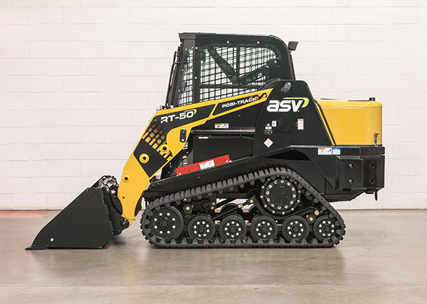 2017 ASV RT-50 - ASV Loaders