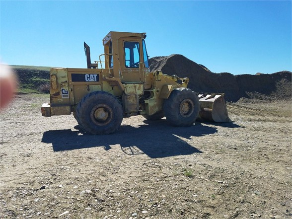 1985 Caterpillar 950B - Caterpillar Loaders