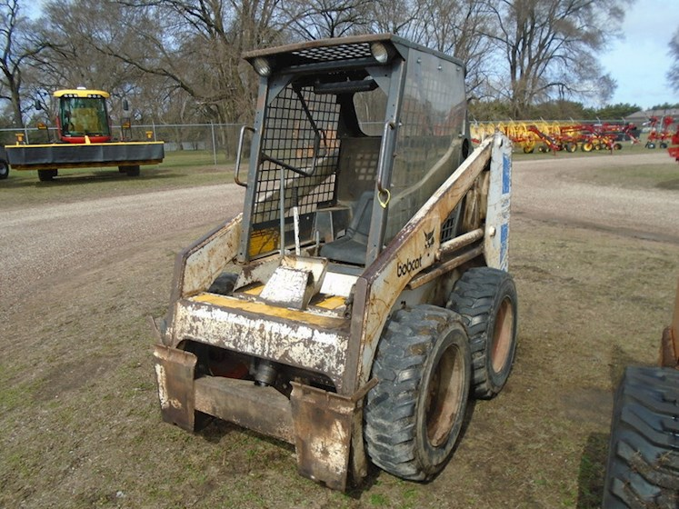 1982 Bobcat 742 for sale | Machinery Marketplace | 1A8AC716