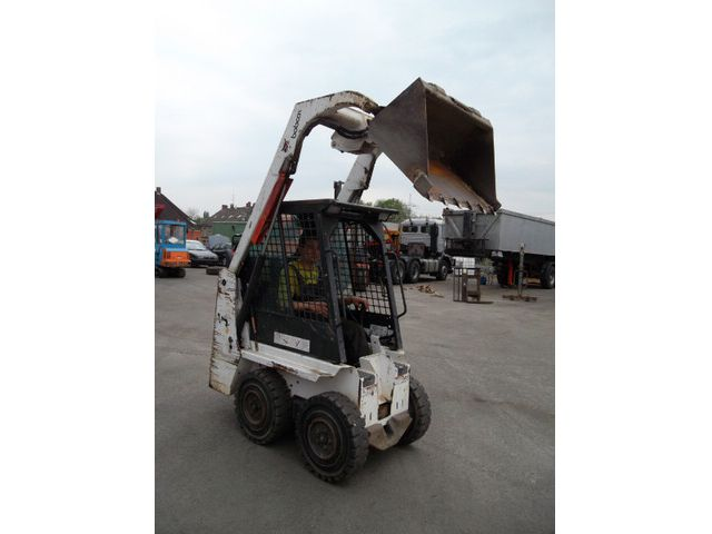 Bobcat Bobcat 453 - Bobcat Loaders