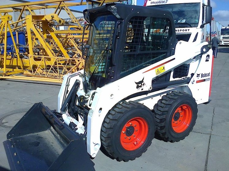 Bobcat BOBCAT S450 - Bobcat Loaders