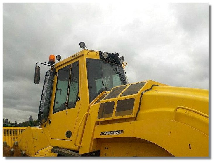 2013 Bomag BC472RB - Bomag Compactors