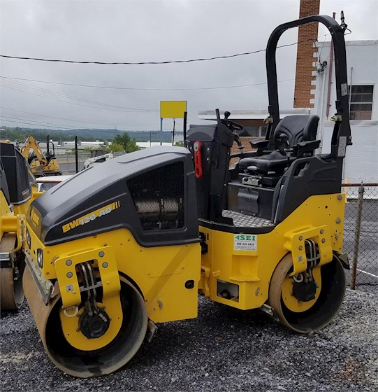 2015 Bomag BW120AD-5 - Bomag Compactors