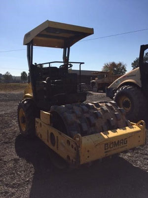 2012 Bomag BW145PDH-40 - Bomag Compactors
