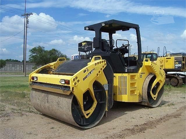 2008 Bomag BW190AD-4AM - Bomag Compactors