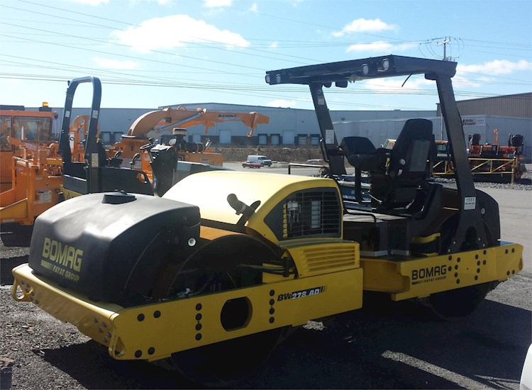 2012 Bomag BW278AD-4 - Bomag Compactors