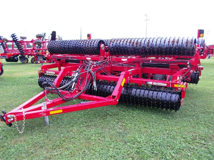 2014 Brillion W360 - Brillion Disc, Tine & Tillage