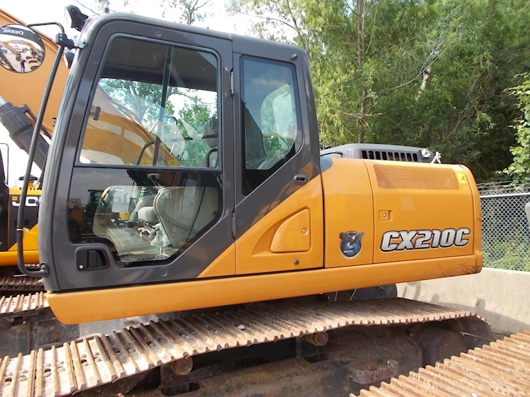 2014 CASE CX210C - CASE Excavators