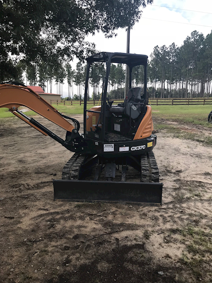2017 CASE CX37C - CASE Excavators