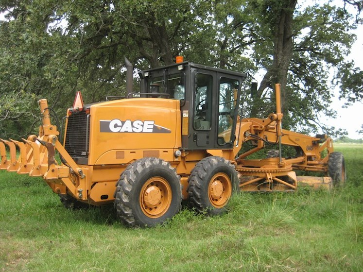 2005 CASE 845 - CASE Graders & Scrapers