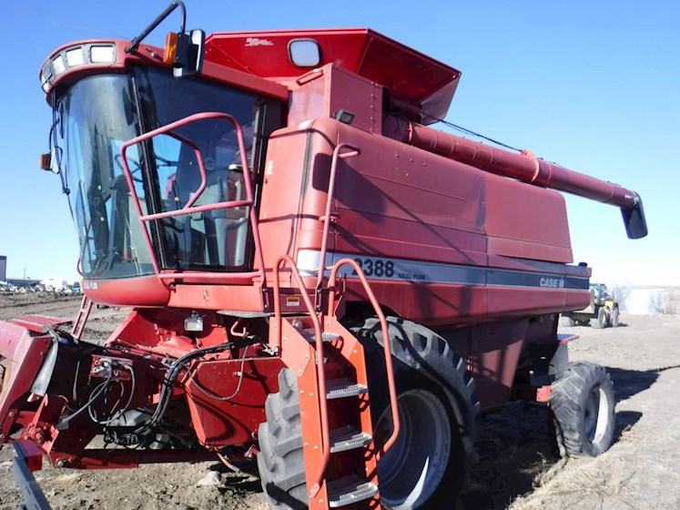 1998 CASE 2388 - CASE Harvesters