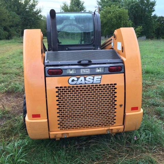 2013 CASE SR220 - CASE Loaders