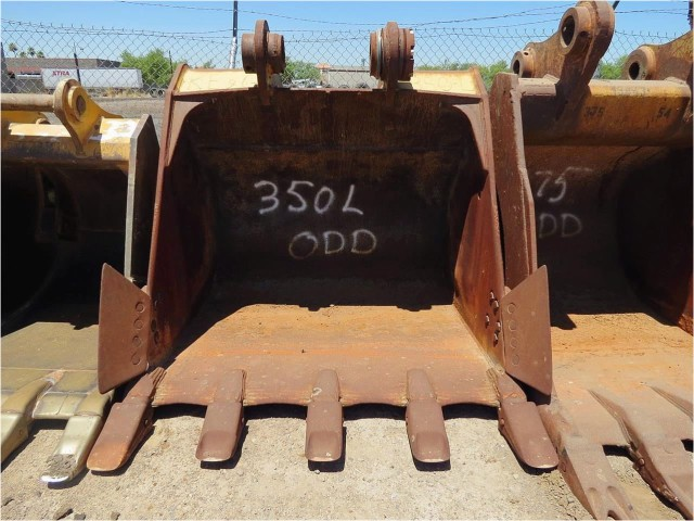 Caterpillar 350 - Caterpillar Attachments