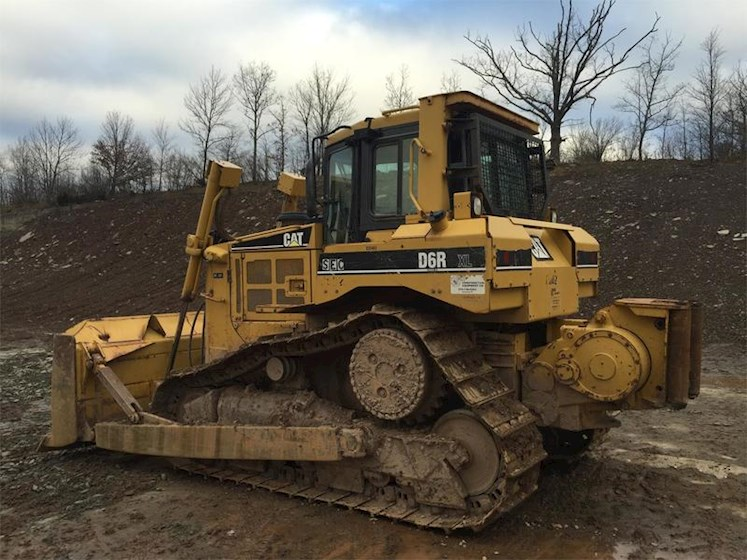2006 Caterpillar D6R XL III - Caterpillar Bulldozers