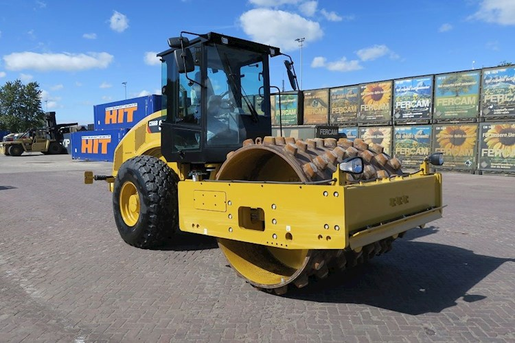 2014 Caterpillar CS66B - Caterpillar Compactors