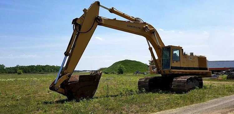 1987 Caterpillar 245 for sale $44,000 | Machinery Marketplace | B36D7A39
