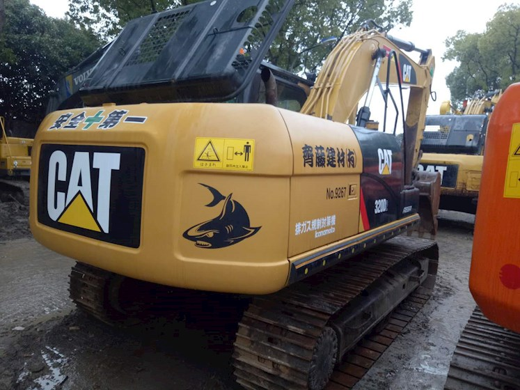2012 Caterpillar 320D for sale $80,000 | Machinery Marketplace