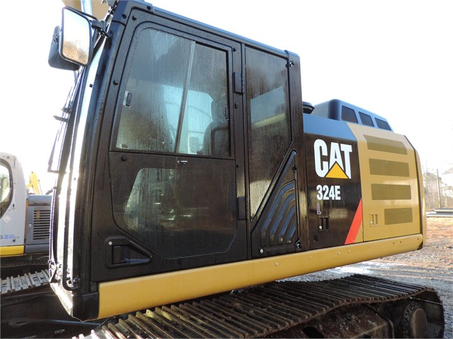 2012 Caterpillar 324EL LR - Caterpillar Excavators