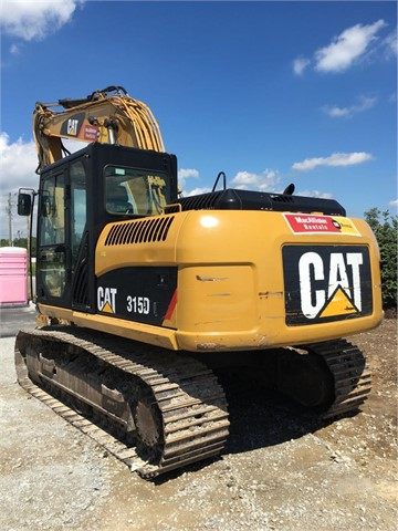 2011 Caterpillar CAT 315DL - Caterpillar Excavators