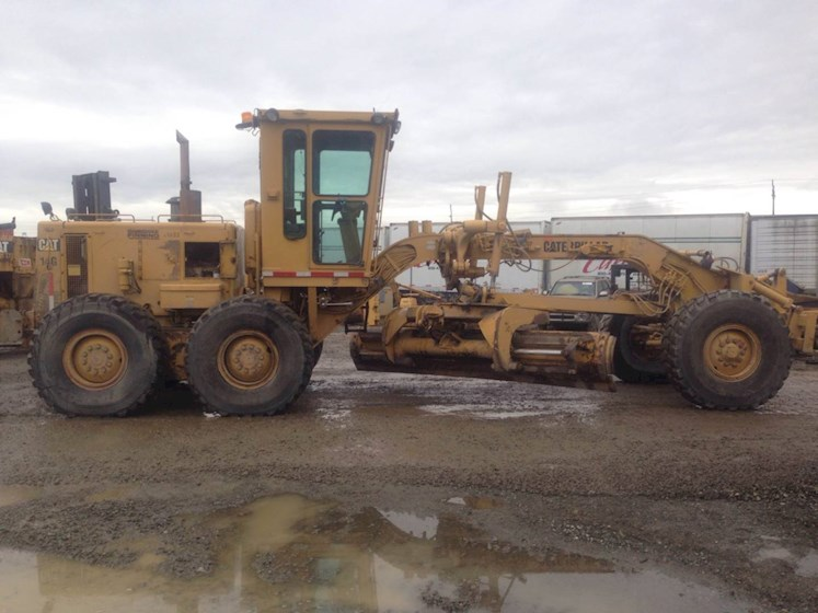 1994 Caterpillar 14G - Caterpillar Graders & Scrapers