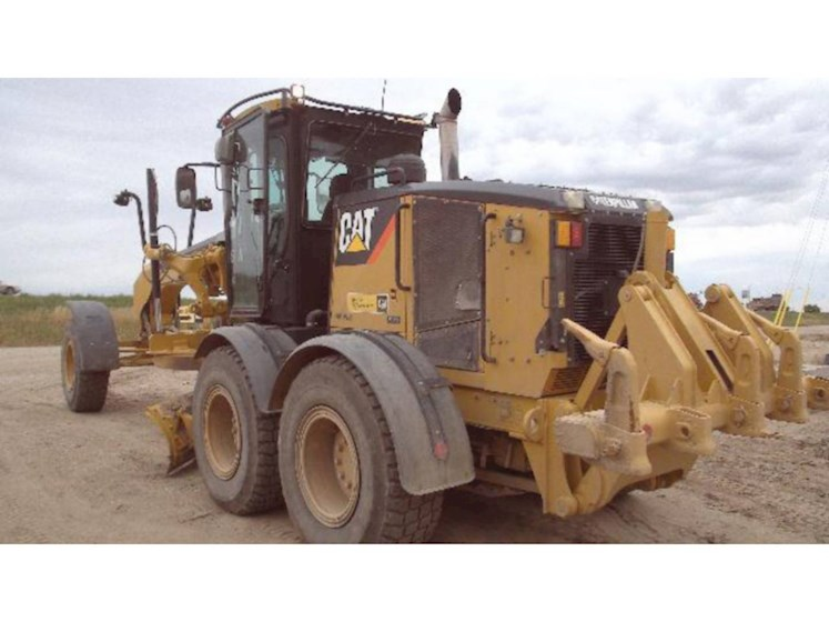2008 Caterpillar 160M - Caterpillar Graders & Scrapers