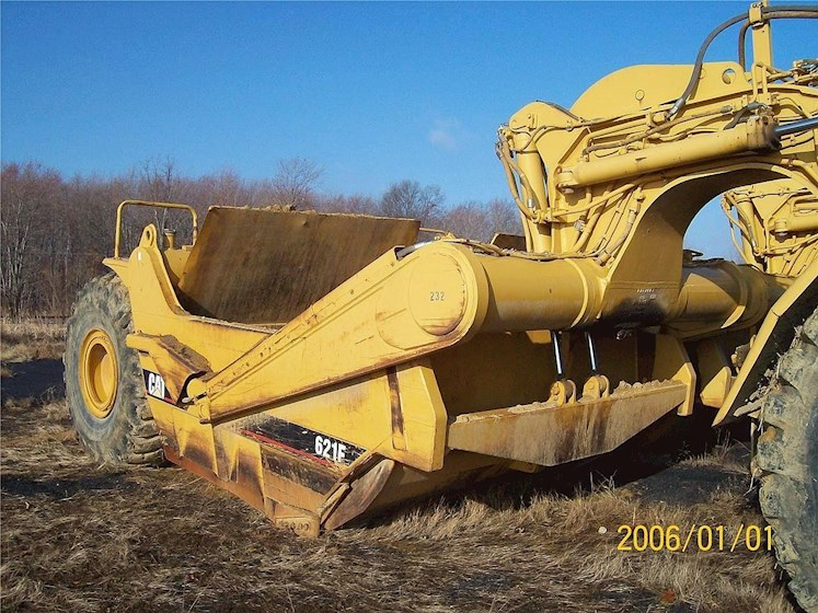 1994 Caterpillar 621F - Caterpillar Graders & Scrapers