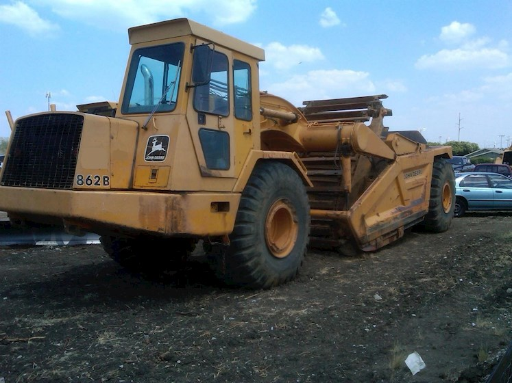 1991 Caterpillar 862B - Caterpillar Graders & Scrapers
