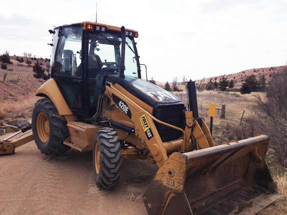 2009 Caterpillar 420E - Caterpillar Loader Backhoes