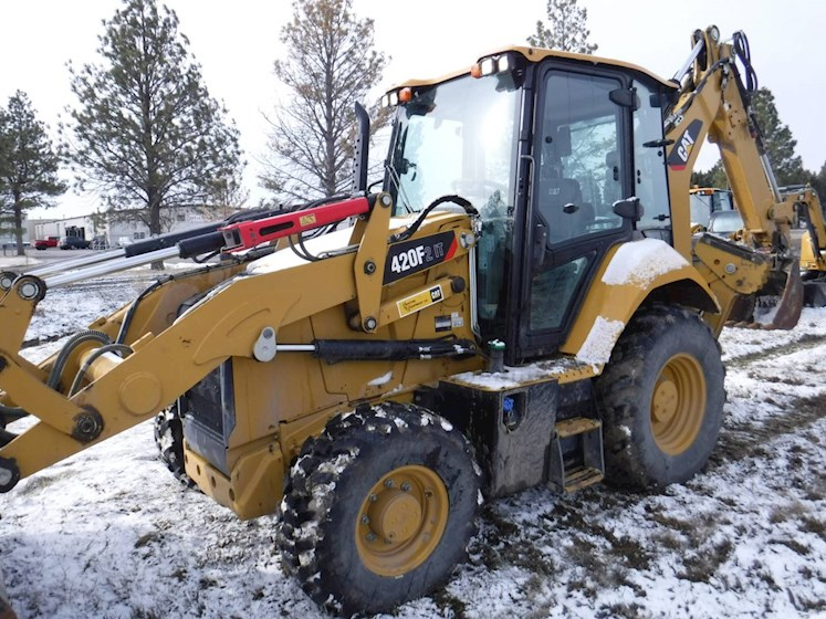 2016 Caterpillar 420F2IT - Caterpillar Loader Backhoes