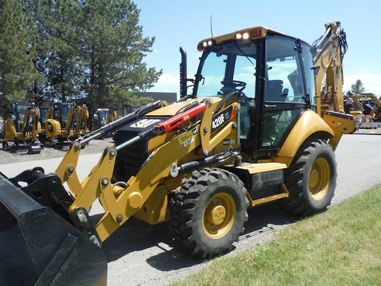 2015 Caterpillar 420FIT - Caterpillar Loader Backhoes