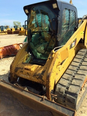 2012 Caterpillar 279C - Caterpillar Loaders