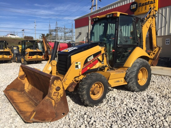 2006 Caterpillar 420E ST - Caterpillar Loaders