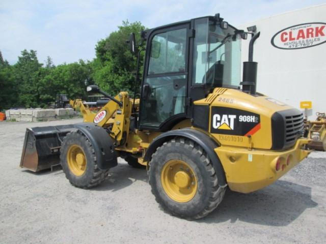 2013 Caterpillar 908H2 - Caterpillar Loaders
