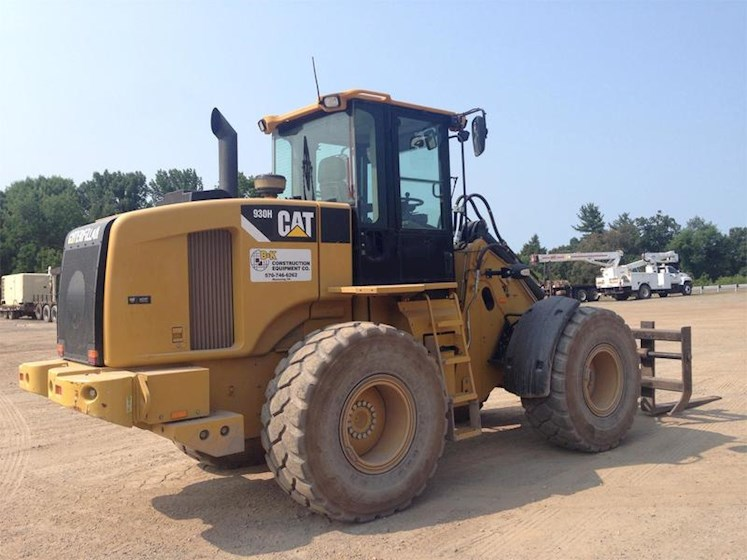 2008 Caterpillar 930H - Caterpillar Loaders
