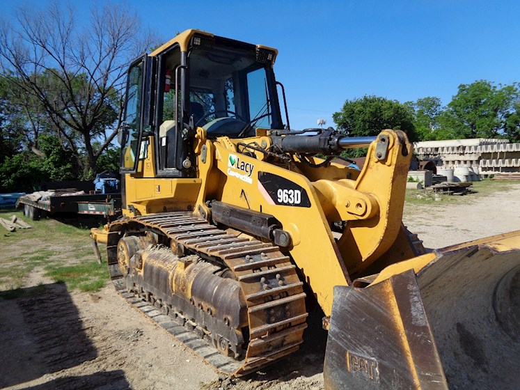 2008 Caterpillar 963D - Caterpillar Loaders
