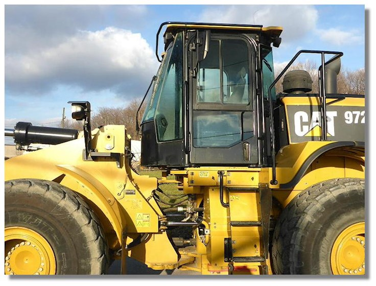 2014 Caterpillar 972M - Caterpillar Loaders