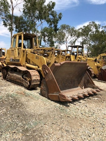 1999 Caterpillar 973 - Caterpillar Loaders