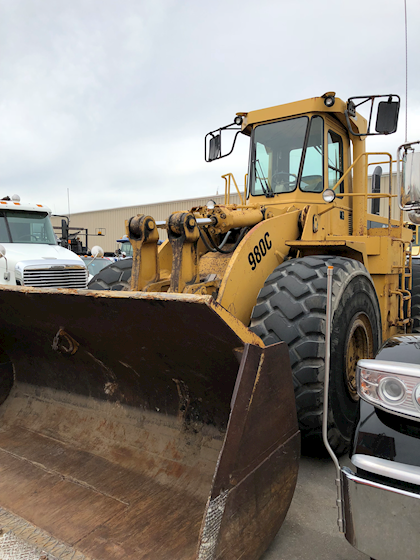 1989 Caterpillar 980C WHEEL LOADER - Caterpillar Loaders