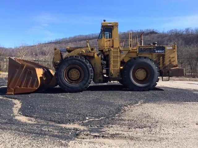 1996 Caterpillar 992C - Caterpillar Loaders