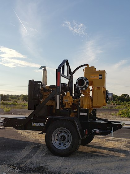 Caterpillar Caterpillar Sykes 6 In x 6 In Vaccum Assist - Caterpillar Pumps